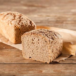 Sesam-Brot