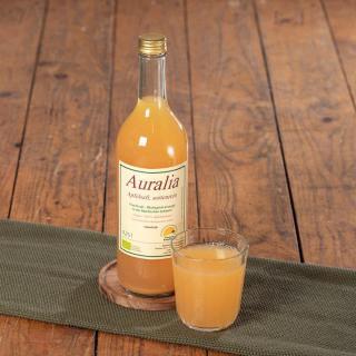 Apfelsaft Auralia, sortenrein