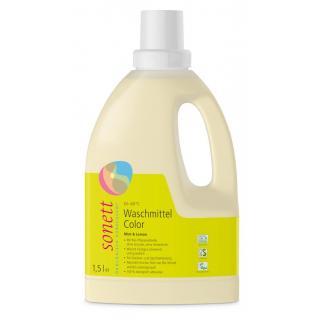 Waschmittel flüssig Mint & Lemon