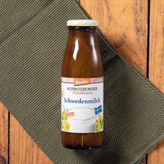 Schwedenmilch 3,5% | Flasche