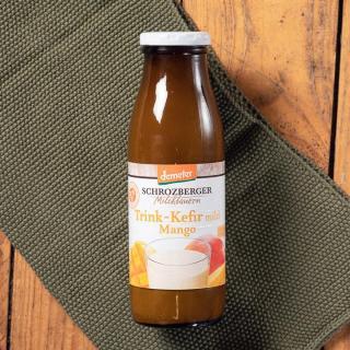 Trink-Kefir mild Mango | Flasche