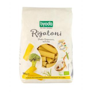 Rigatoni, semola (hell)  500g