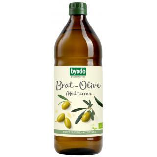 Brat-Olive mediterran, desodoriert  750ml