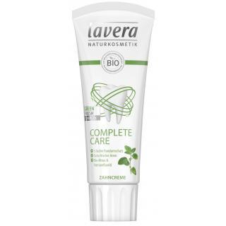 lavera Zahncreme Complete Care, mit Fluorid 75 ml