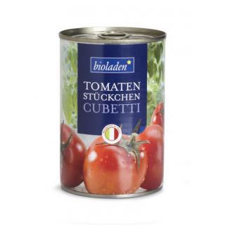 b*Cubetti Tomatenstücke