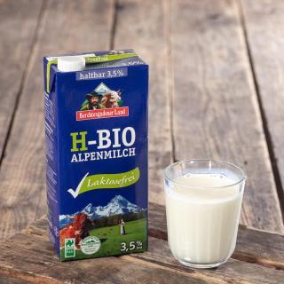 H-Milch 3,5% laktosefreie
