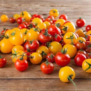 Tomaten Cherry BUNT