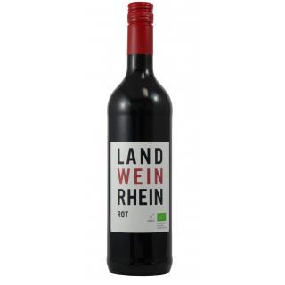 Landwein Rhein Rot  0,75Ltr