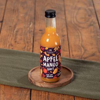 Bio Apfel-Mango-Saft MINI