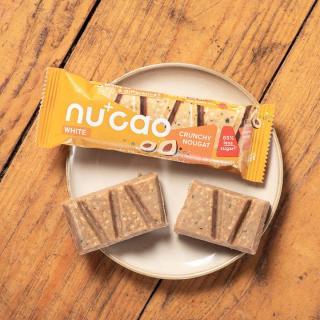 nucao White - Crunchy Nougat
