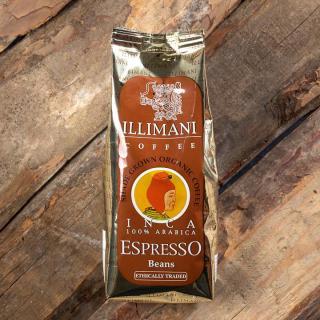 Espresso, ganze Bohne, medium