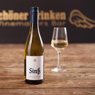 Grauburgunder trocken QbA 2018, Weingut Sinß