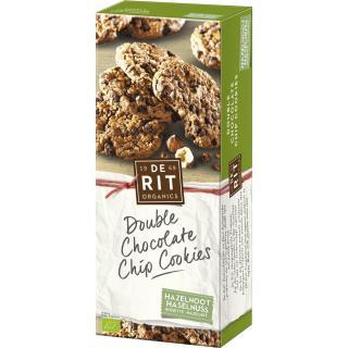 Double Choc Cookies