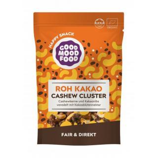 Süßes Cashew Kakao Cluster